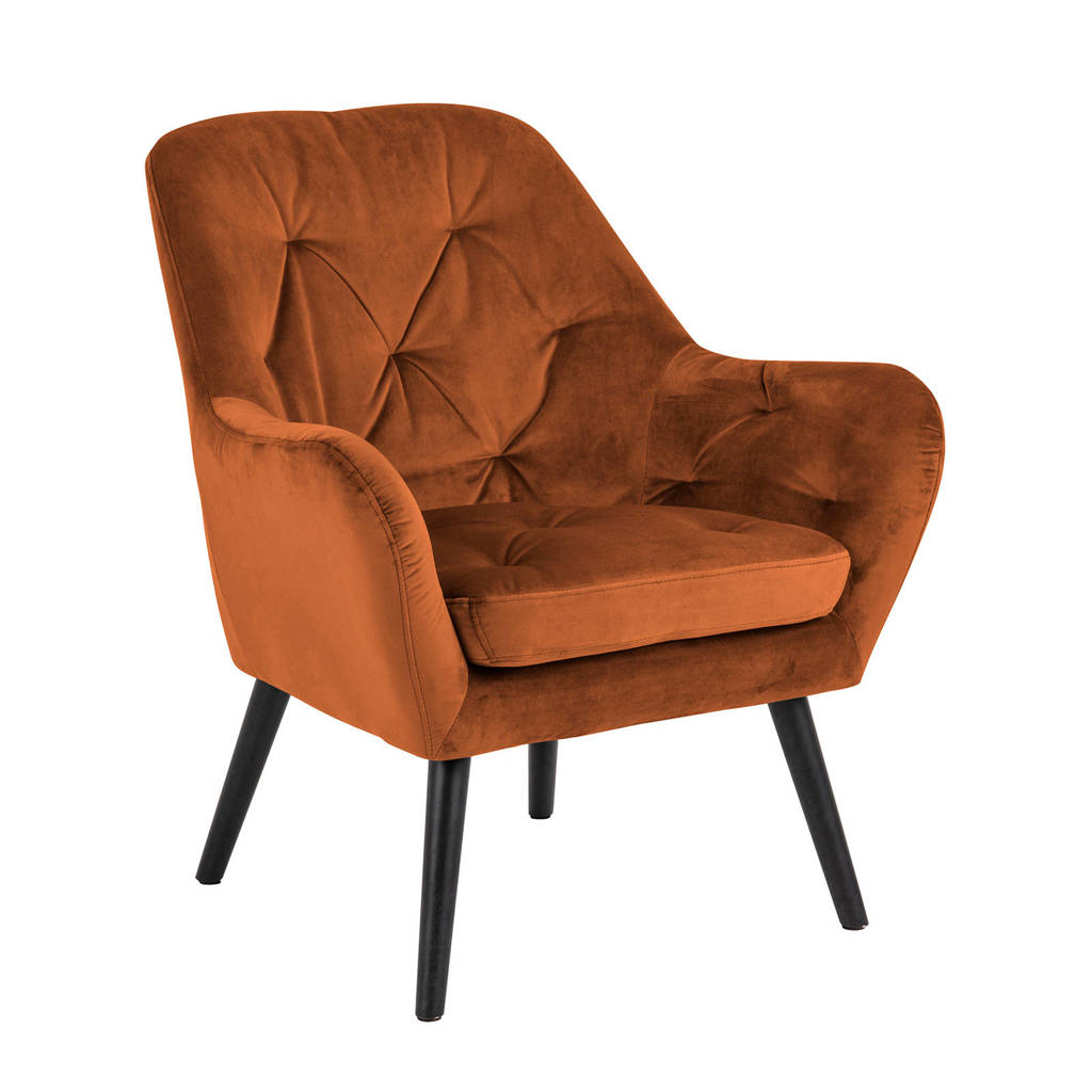 anytime fauteuil Lorens, Oranje