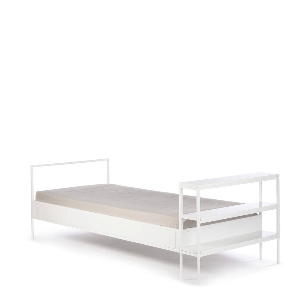 Coming Kids kinderbed Bliss (90x220 cm), Wit