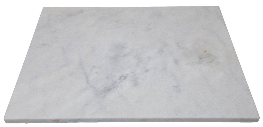 Sareva snijplank Marmer (30x40 cm), Grijs,Wit