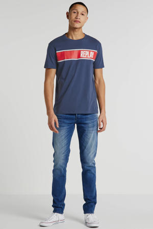 tapered fit jeans SERVANDO X D