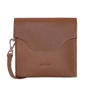leren crossbody tas My Carry Bag Festival  bruin