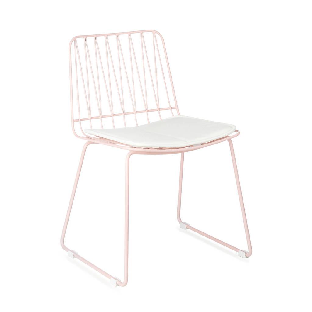 Kidsdepot Hippy stoel (set van 2), Roze