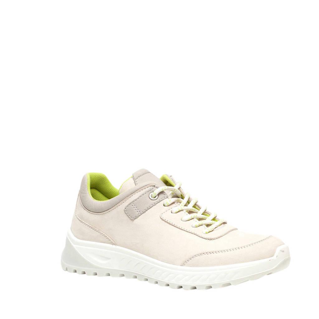 Scapino Natuform   leren sneakers beige, Beige