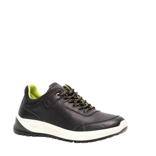 Scapino Natuform leren sneakers zwart