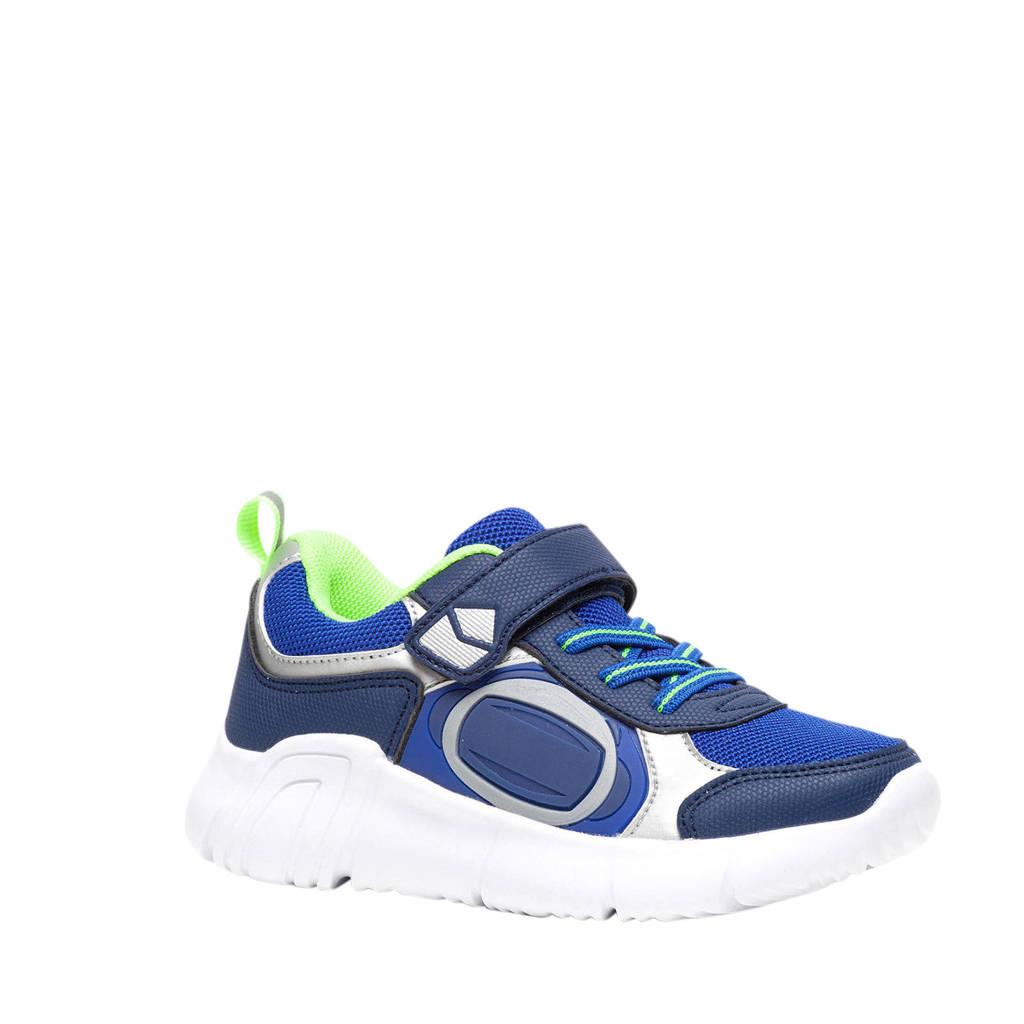 Scapino Blue Box   sneakers blauw/wit, Blauw