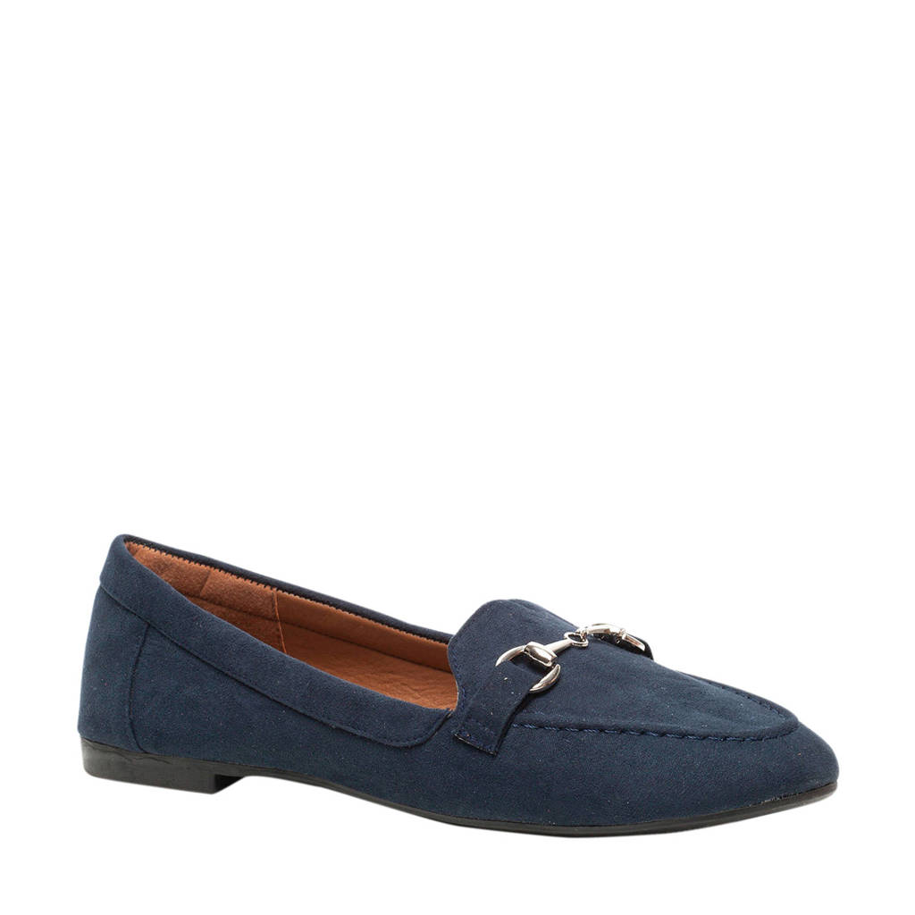 Scapino Nova   loafers blauw, Blauw