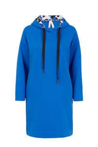 Miss Etam Regulier sweatjurk blauw, Blauw