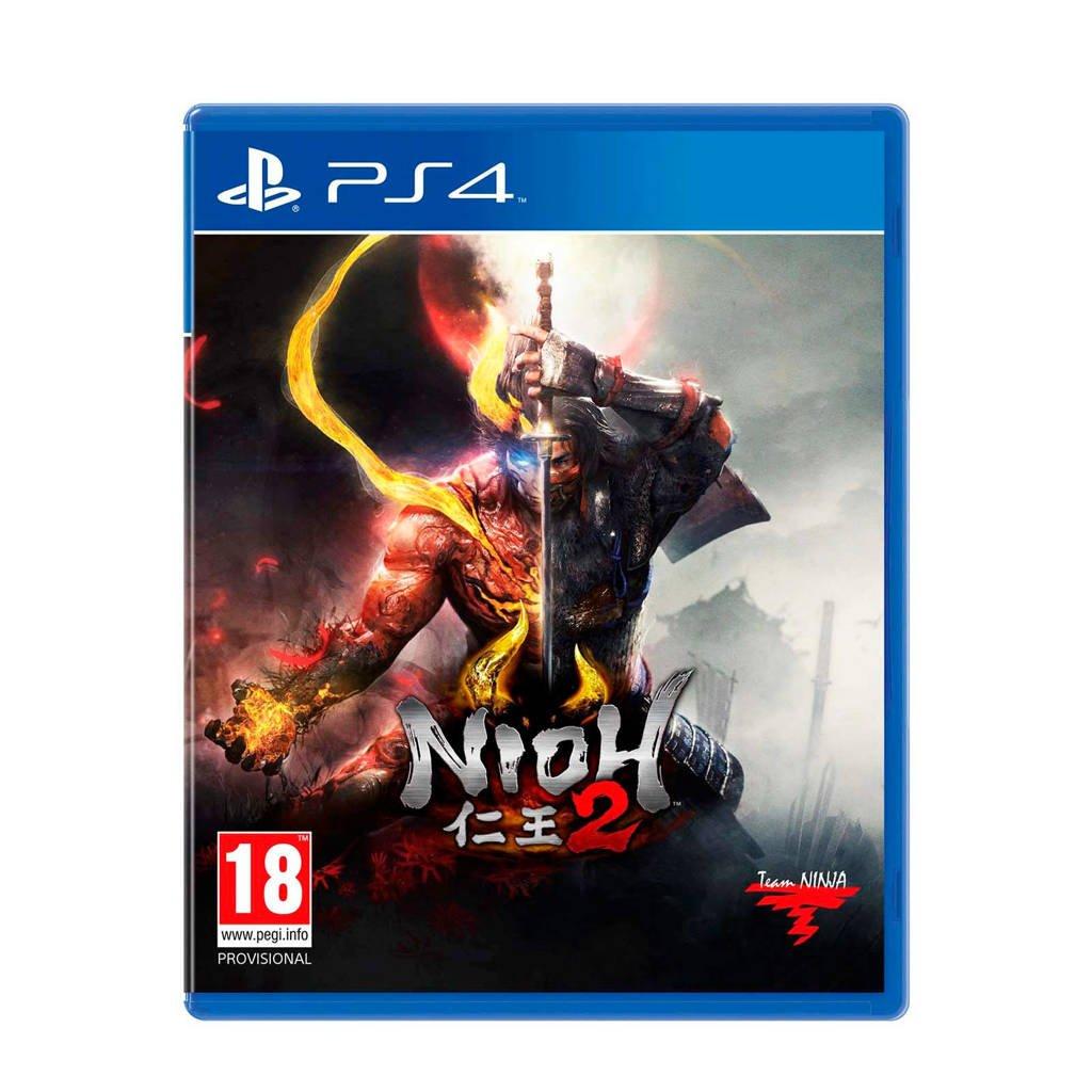 Nioh 2 (PlayStation 4), N.v.t.