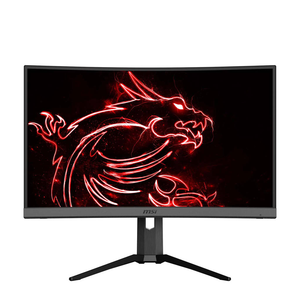 MSI OPTIX MAG272CQR curved monitor, N.v.t.