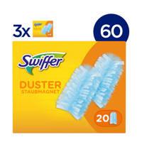 Swiffer Duster Trap & Lock - navullingen - 3x20 Stuks