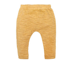 baby geruite regular fit broek Bill goud