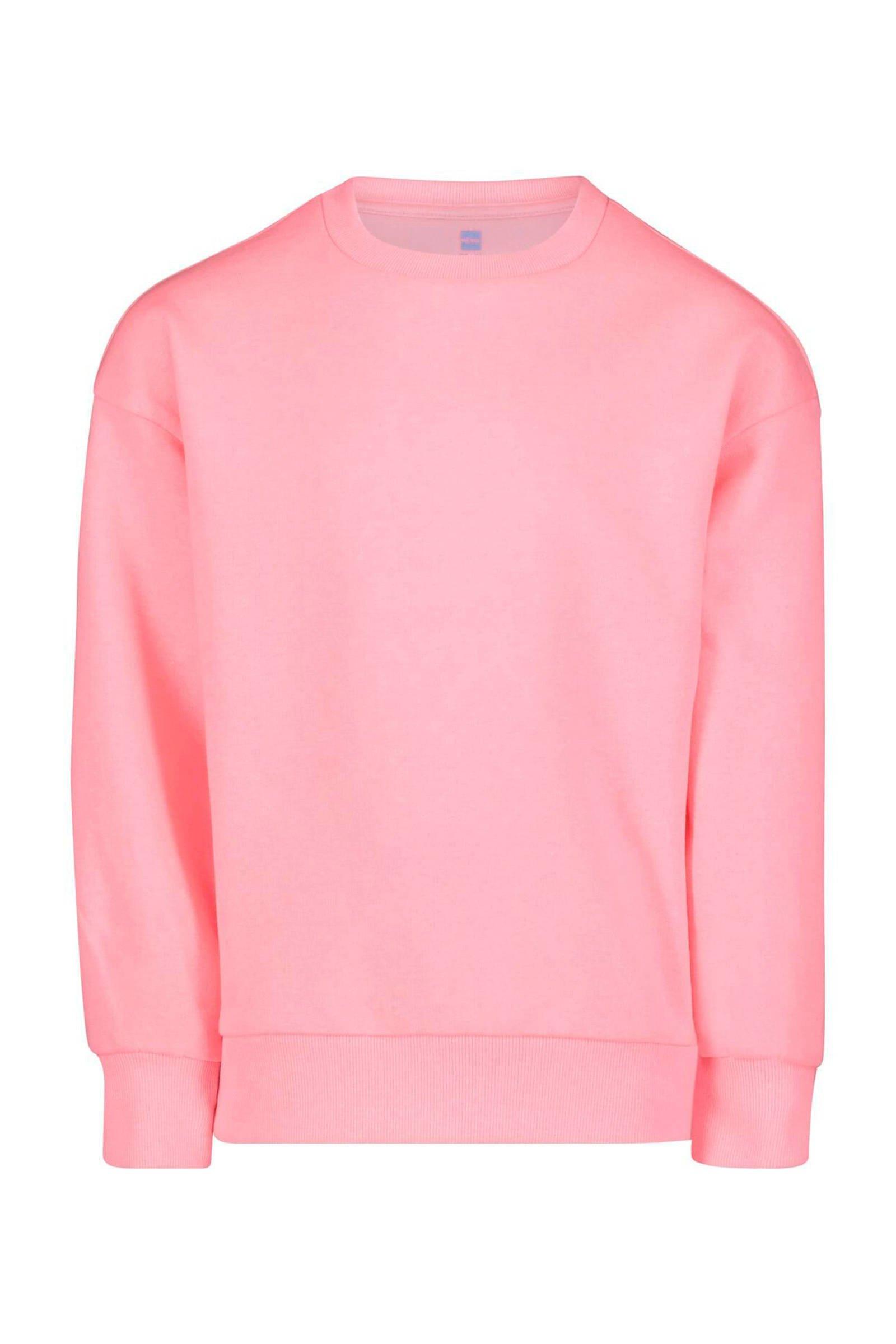 dames sweatshirt roze HEMA