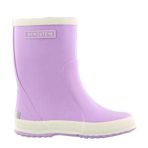 Rainboot  regenlaarzen lila