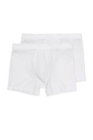 boxershort (set van 2) wit