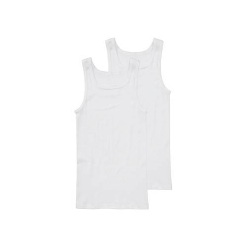 HEMA hemd (set van 2) wit