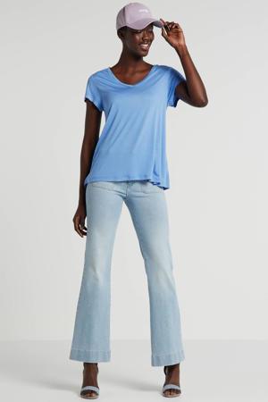 T-shirt Anna blauw