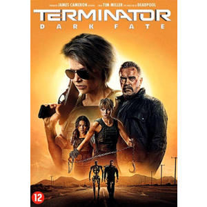 Terminator - Dark fate (DVD)