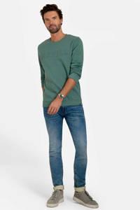 Refill sweater lichtgreen, Lichtgreen