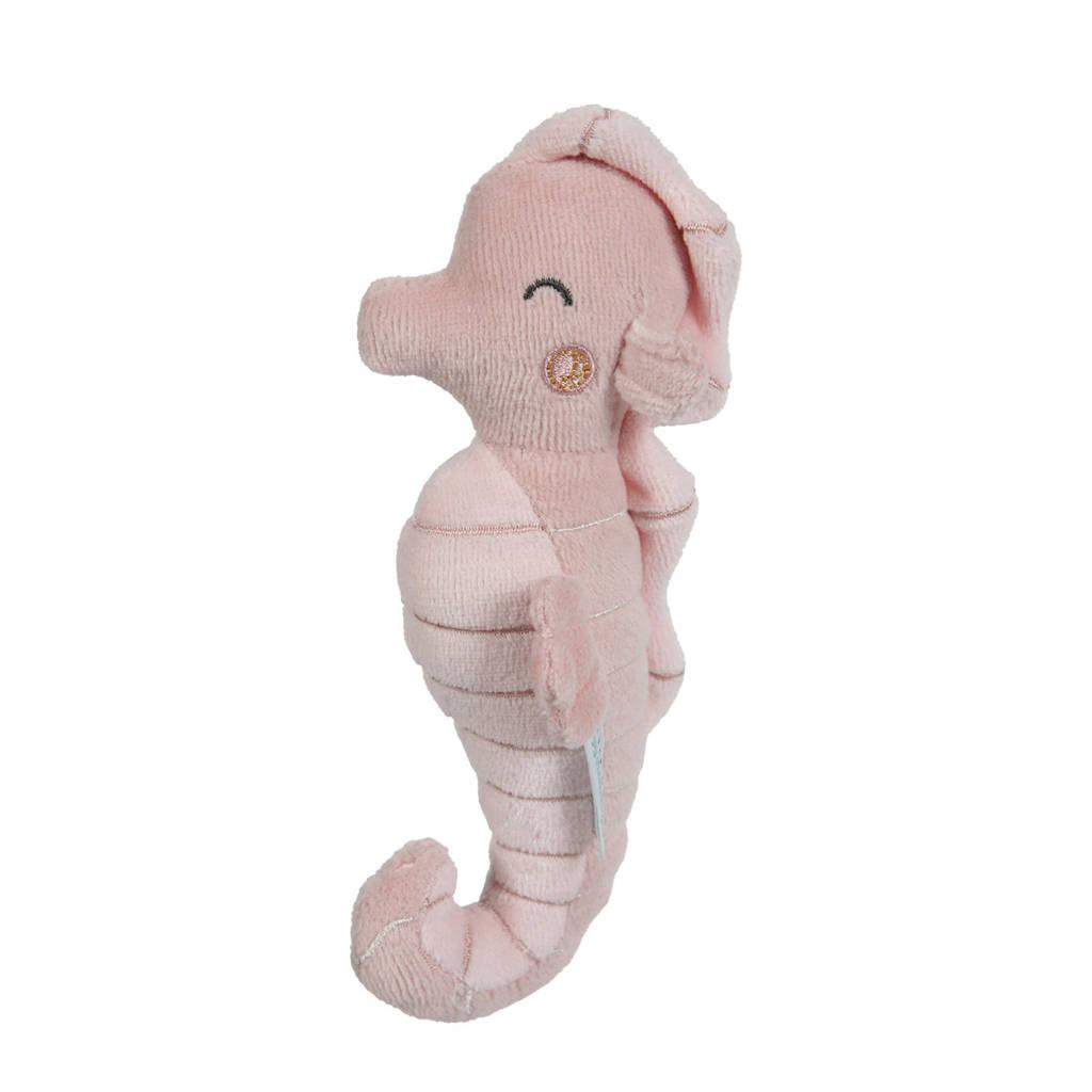 Little Dutch zeepaardje rammelaar, Roze