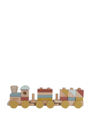 houten blokkentrein FSC