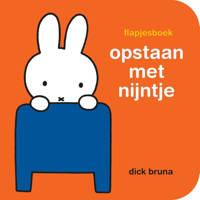 flapjesboek opstaan met nijntje - Dick Bruna