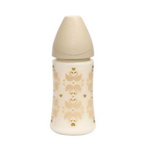 Swan fles 270 ml 0 mnd Zwaan beige