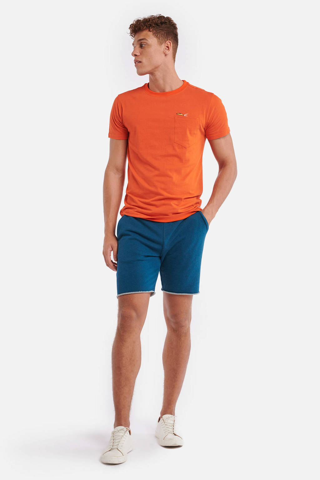 Shiwi T-shirt oranje, Oranje