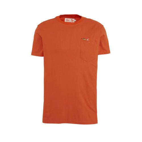 Shiwi T-shirt oranje