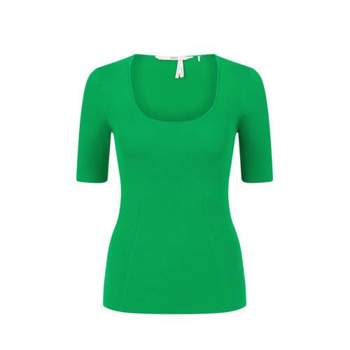 Steps T-shirt groen