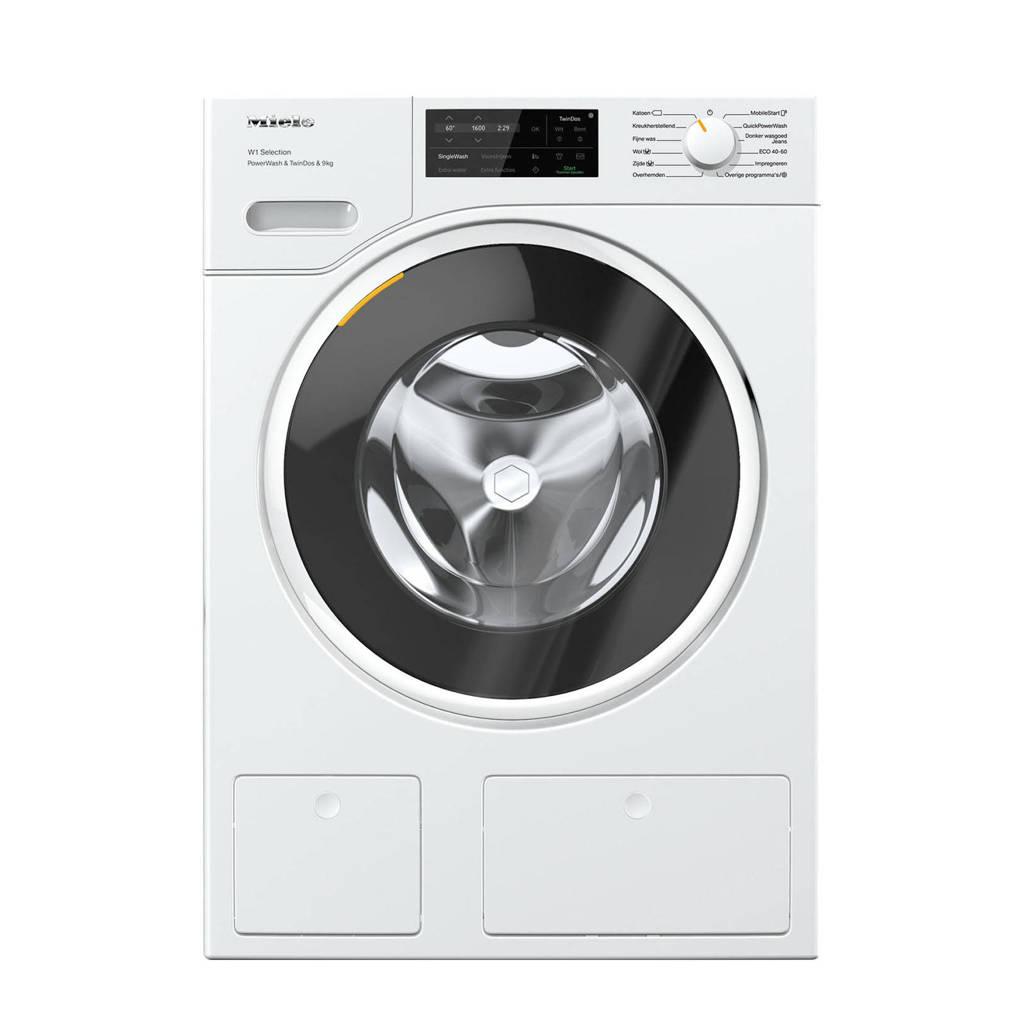 Miele WSI 863 WCS PowerWash 2.0 & TwinDos/Wifi wasmachine