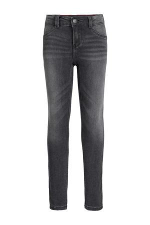 super skinny jeans Yfke grijs