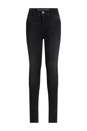 super skinny jeans Yfke antraciet