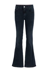 WE Fashion Blue Ridge flared jeans Farah dark denim, Dark denim