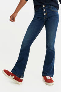 WE Fashion Blue Ridge flared jeans Farah blue denim, Blue denim