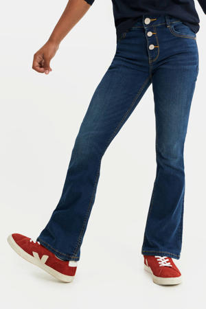 flared jeans Farah blue denim