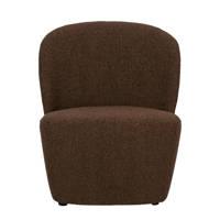 vtwonen fauteuil Lofty, Bruin