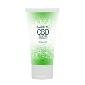 Natuurlijke CBD Glijmiddel op Waterbasis met Verdovende Werking - 50 ml