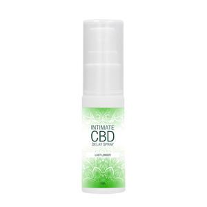 Natuurlijke CBD Delay Spray tegen Vroegtijdige Zaadlozing - 15 ml
