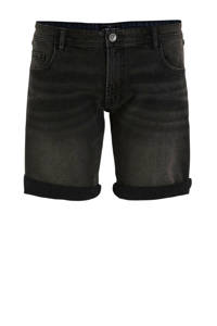 URBN SAINT slim fit jeans short black rock, Black Rock