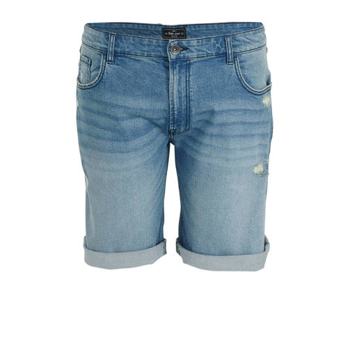 URBN SAINT regular fit jeans soft blue