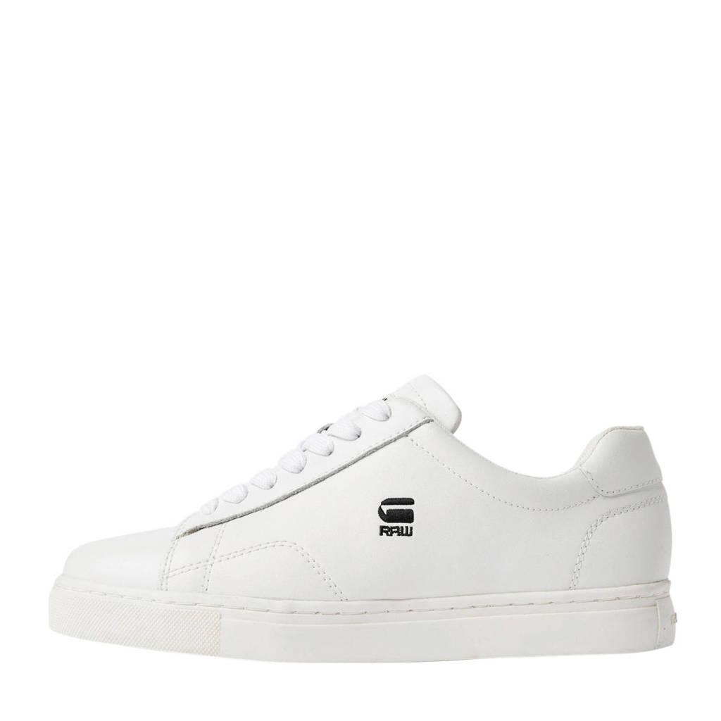 G-Star RAW Cadet WMN sneakers off white, off white/zwart
