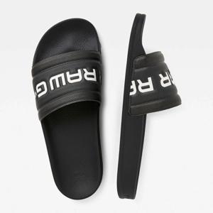 Cart Slide III  slippers zwart/wit