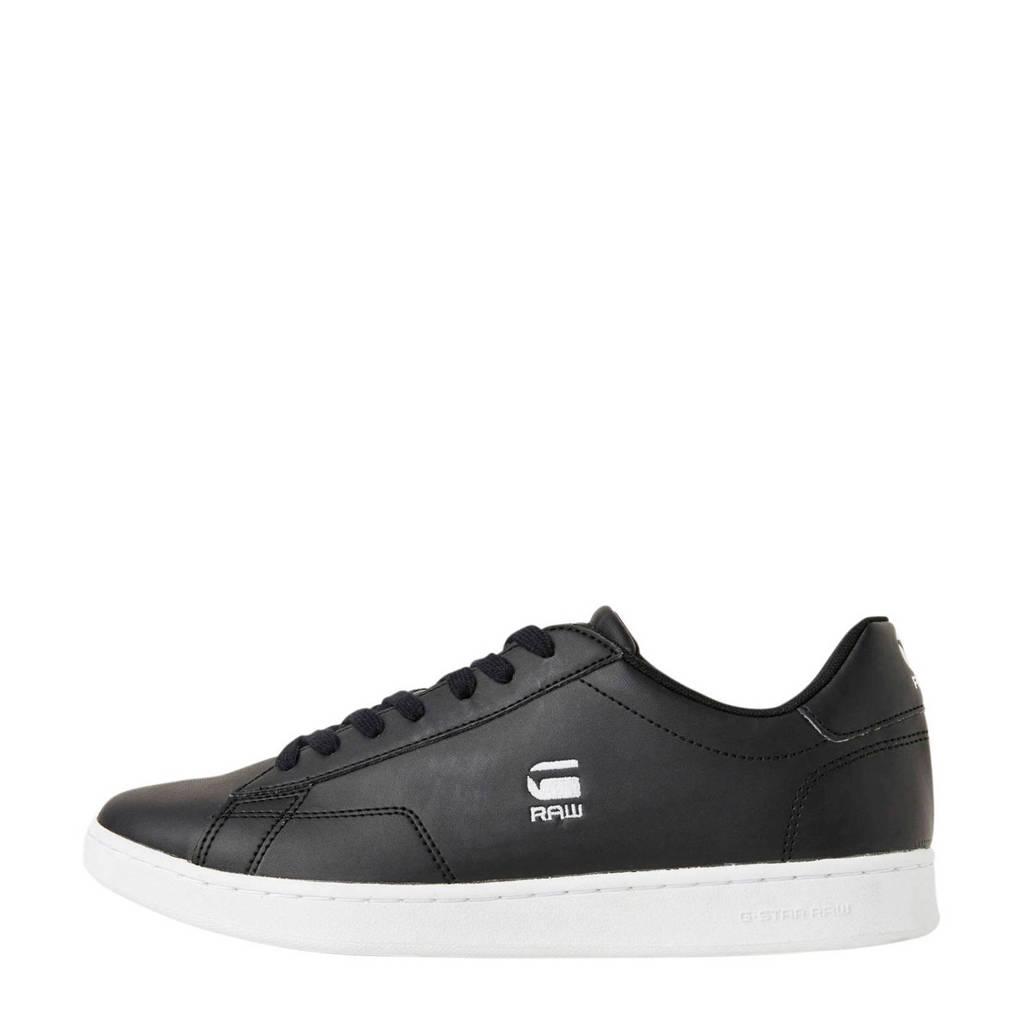 G-Star RAW Cadet WMN sneakers zwart/wit, Zwart/wit