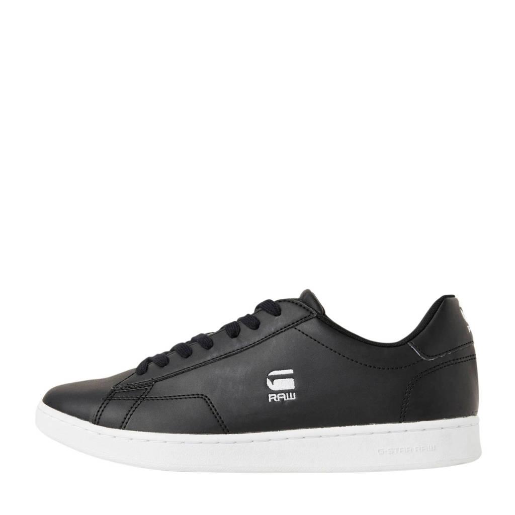 G-Star RAW Cadet  sneakers zwart/wit, Zwart/wit