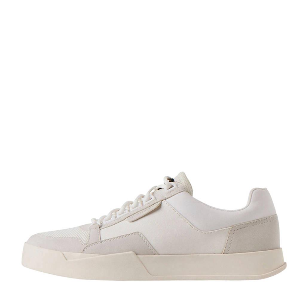 G-Star RAW Rackam Vodan Low II  sneakers wit/off white, Off white/grijs