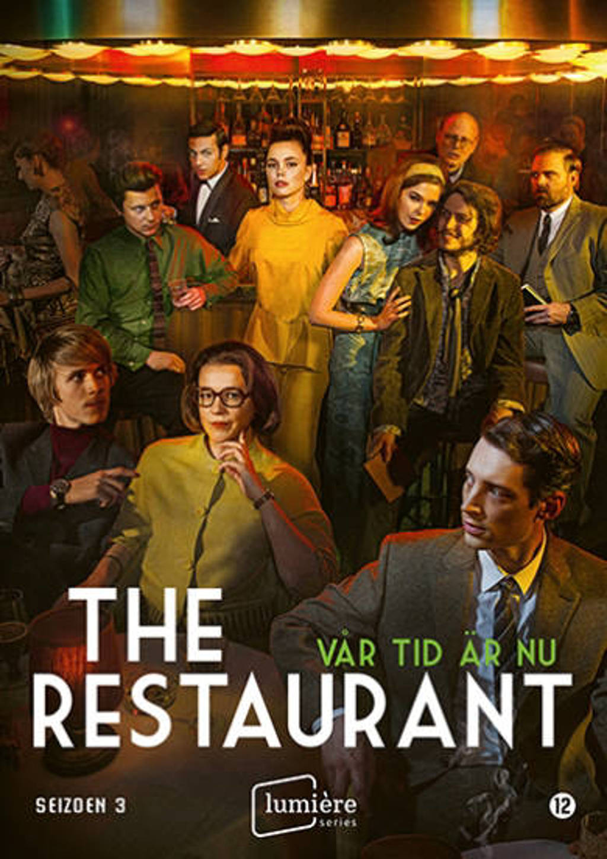 The Restaurant - Seizoen 3 (DVD)