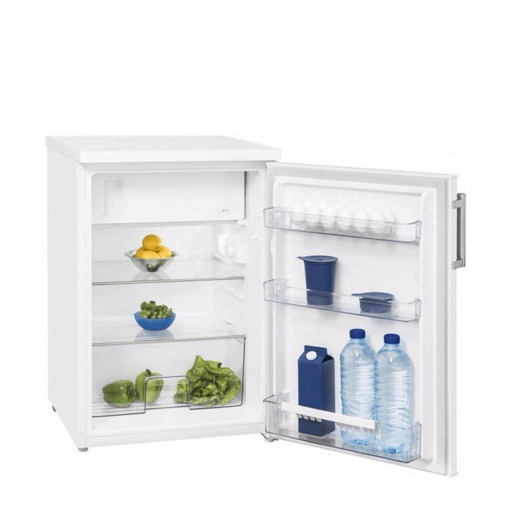 Exquisit KS16-1A+++ koelkast, Wit
