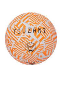 WE Fashion   X Touzani voetbal oranje/wit maat 2, Oranje/wit