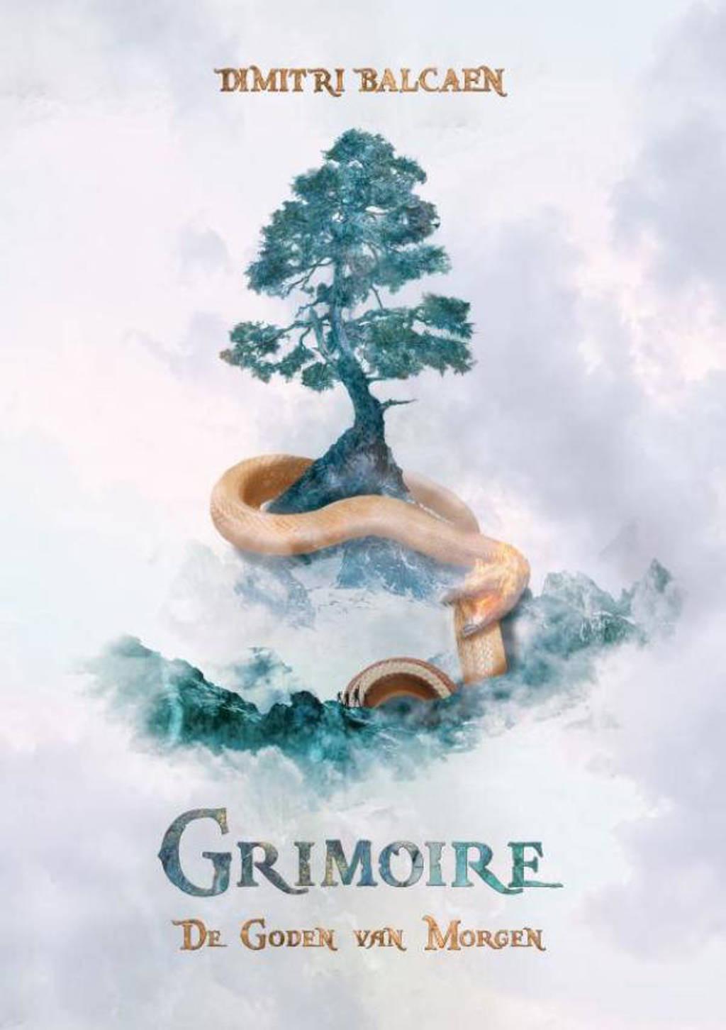 Grimoire - Dimitri Balcaen