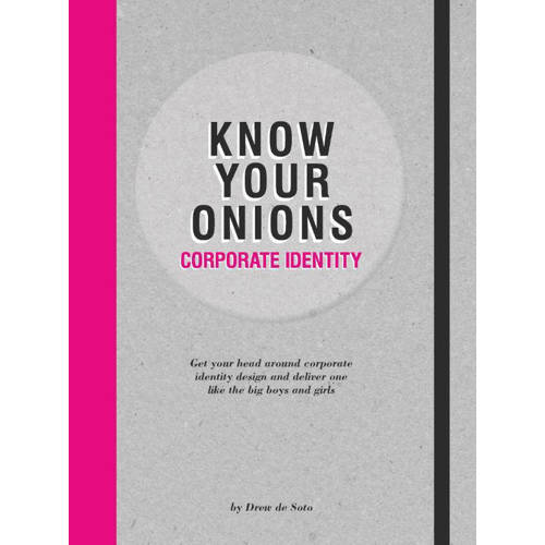 Know Your Onions Corporate Identity Drew de Soto